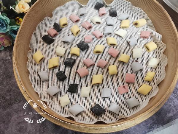 彩虹豆沙卷怎样做