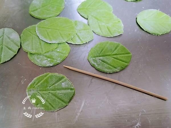 菠菜南瓜豆沙包的简单做法