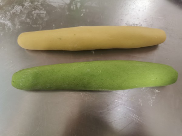 南瓜菠菜馒头的家常做法