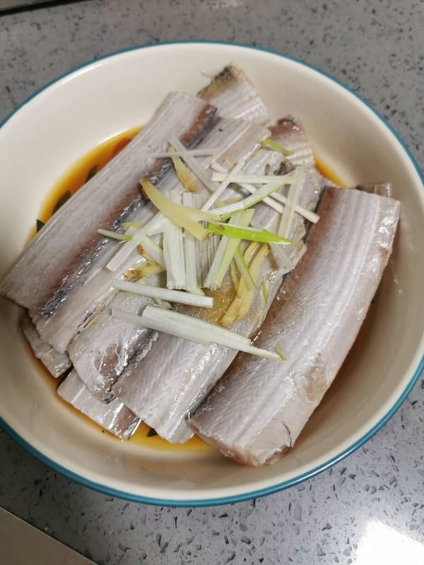 煎带鱼的做法图解