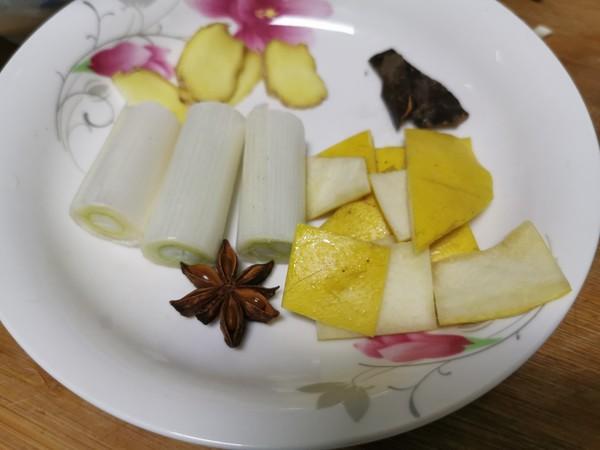 排骨莲藕汤的做法图解