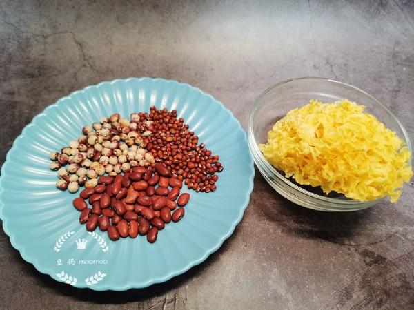 红豆银耳汤的做法大全