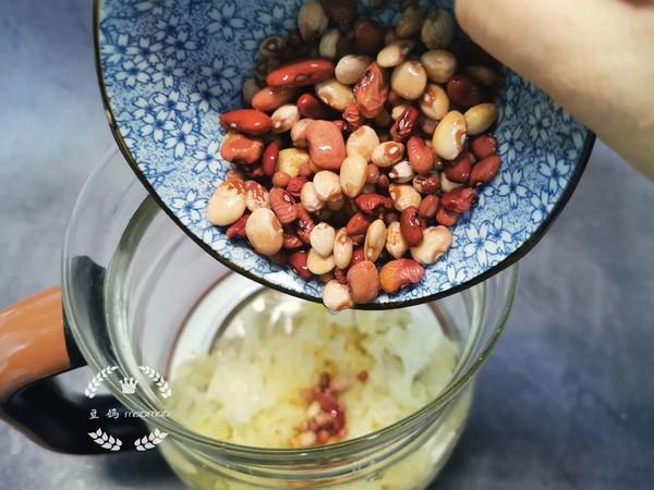 红豆银耳汤的简单做法