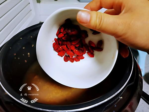 莲子百合小米粥怎么做