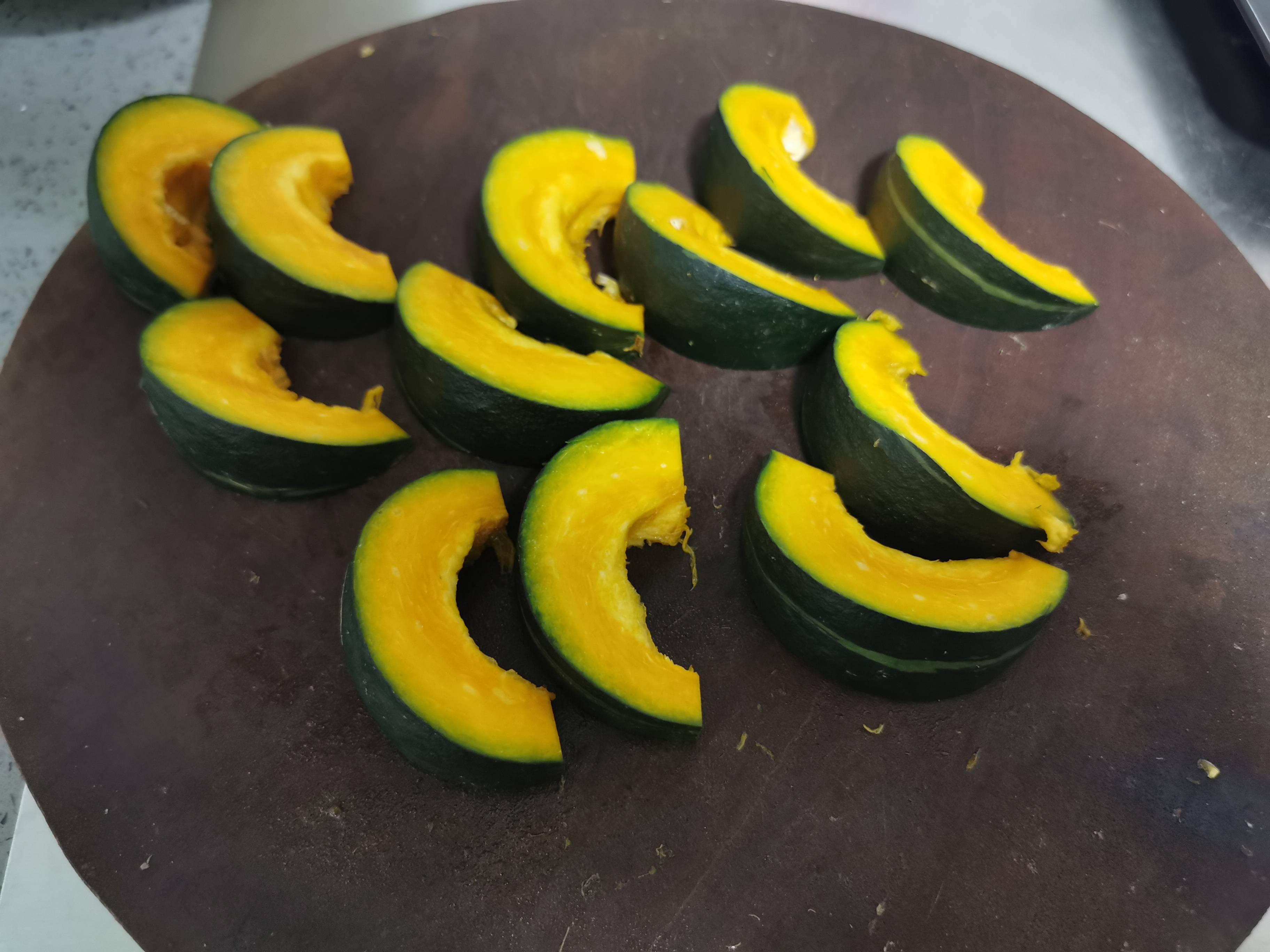 烤南瓜的做法图解