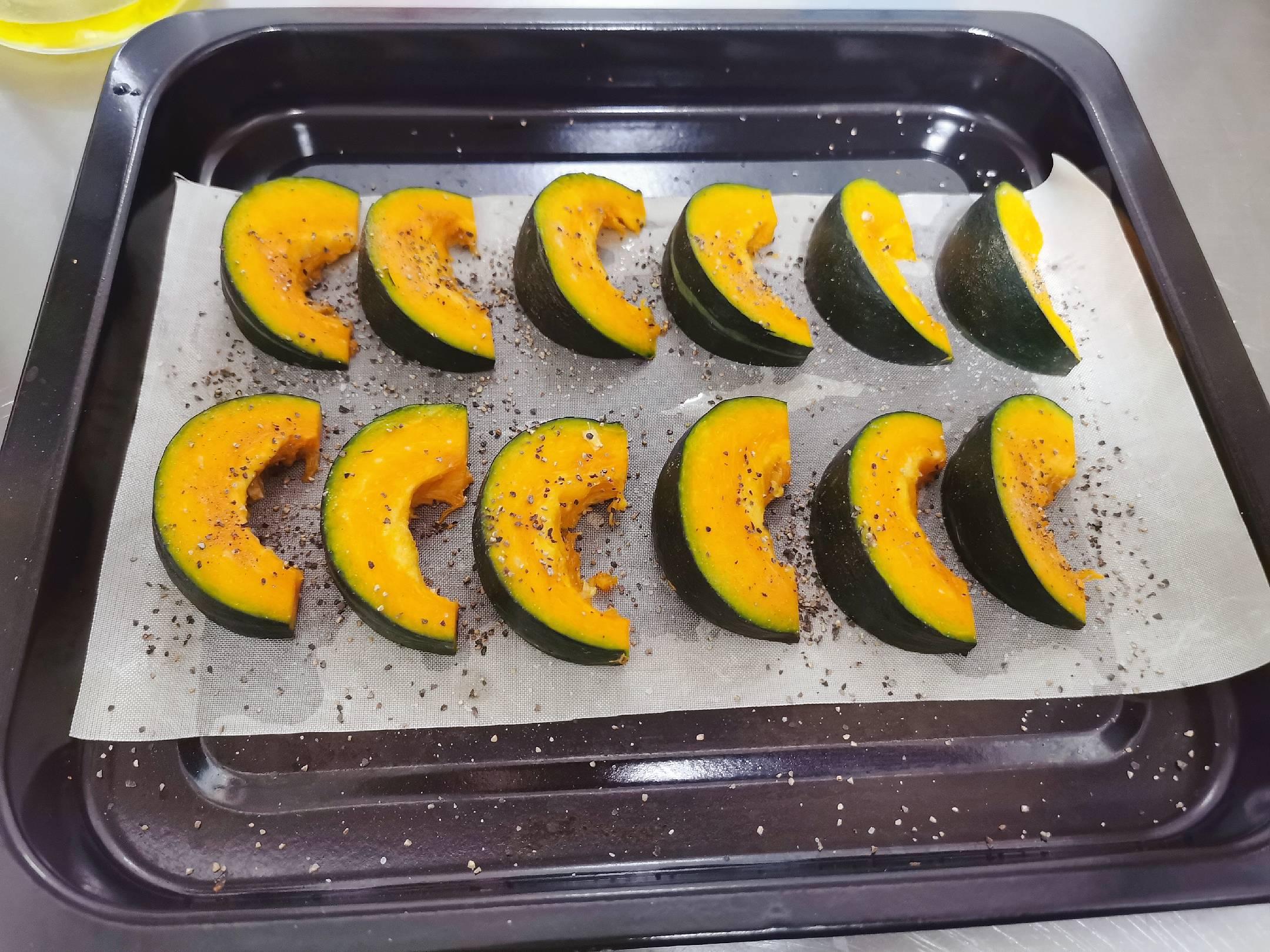 烤南瓜的简单做法