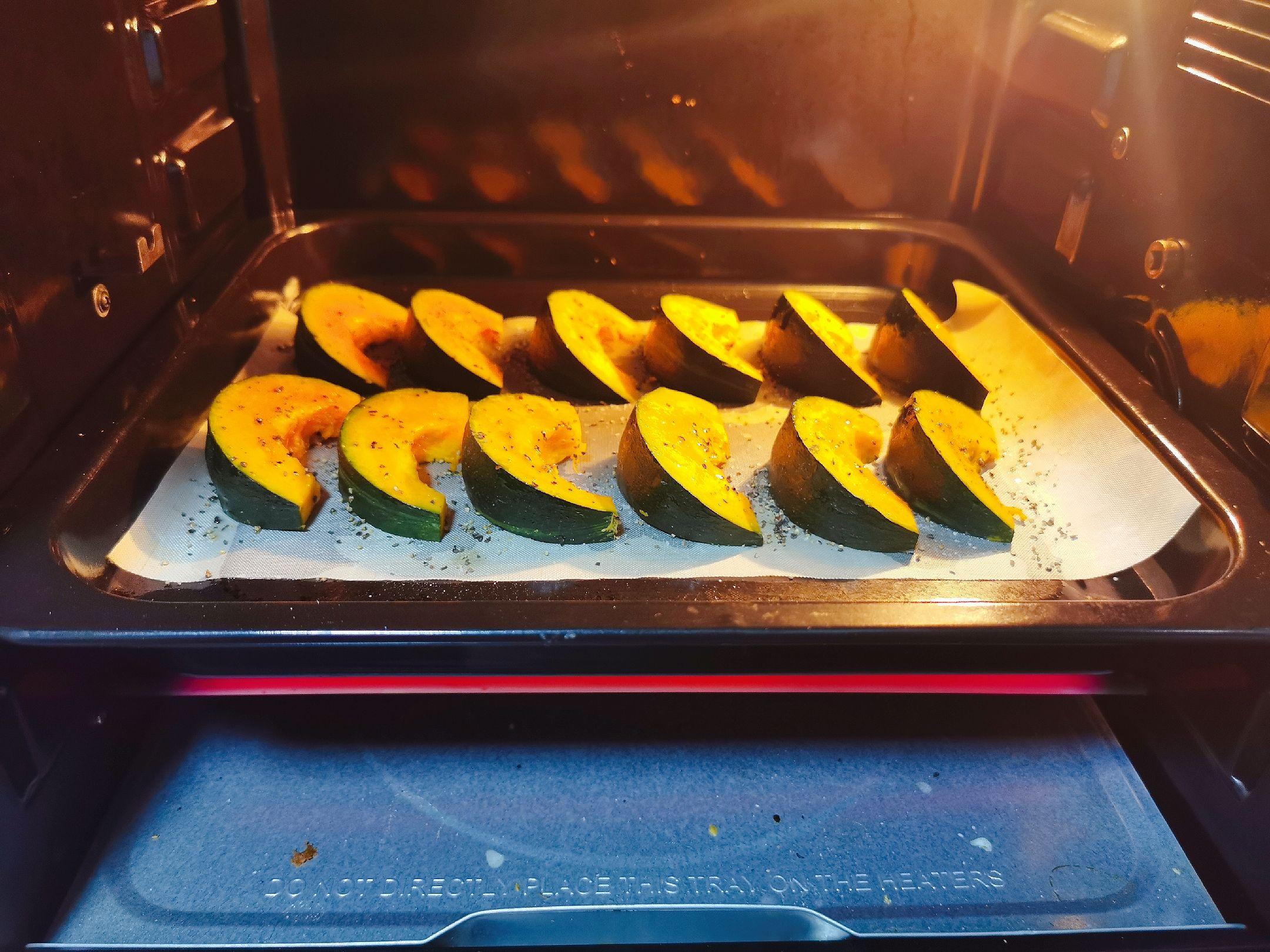 烤南瓜怎么吃