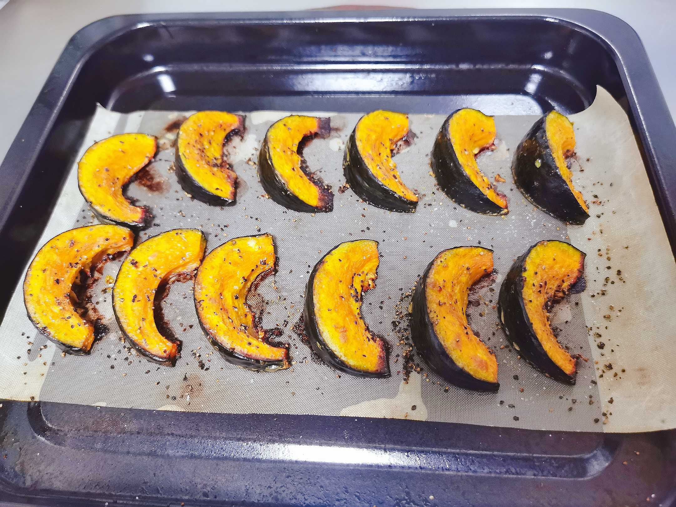 烤南瓜怎么做