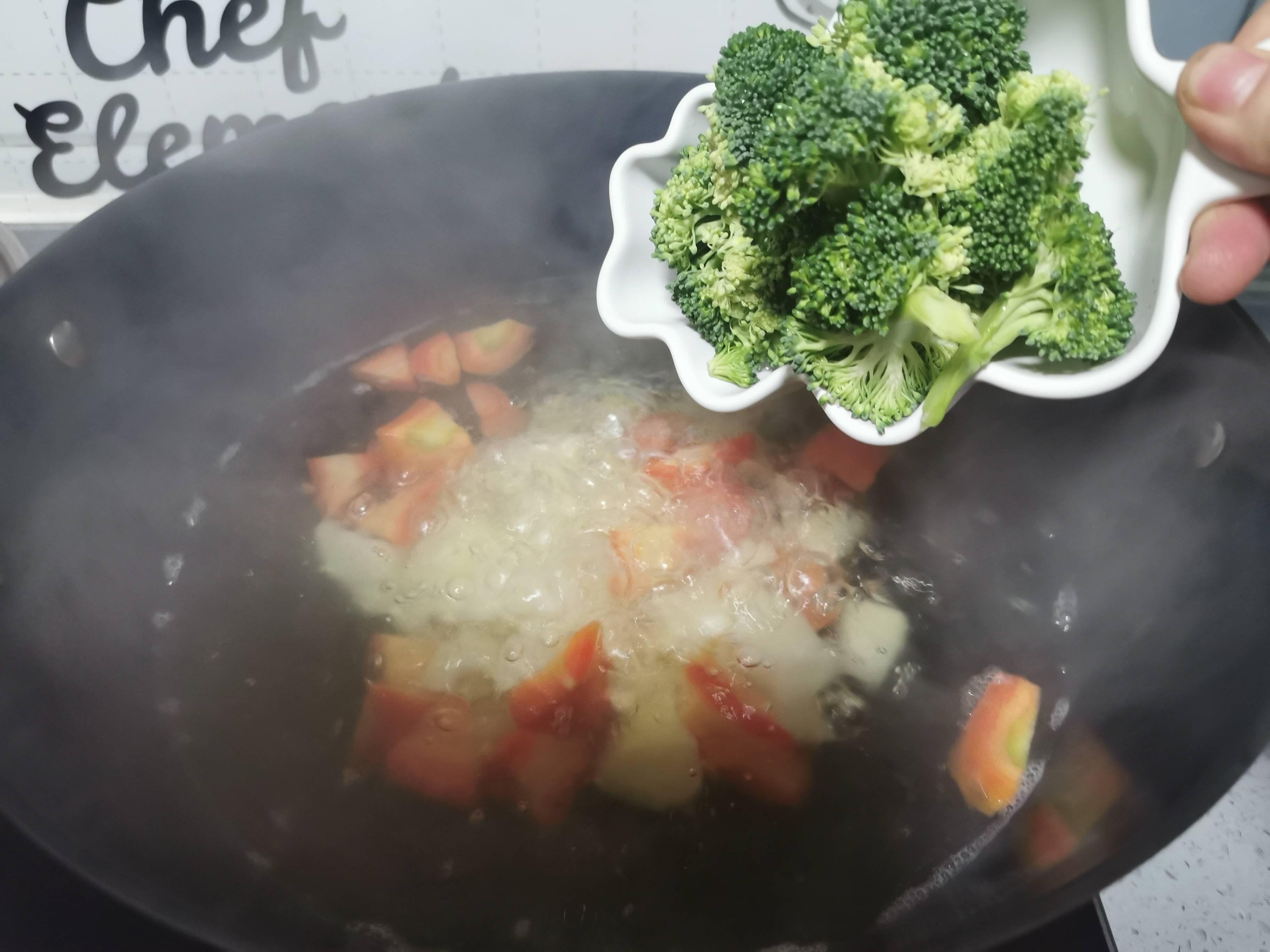 土豆蔬菜拼盘怎么做