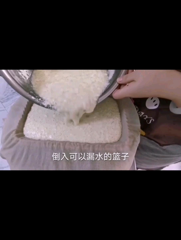 白醋点豆腐怎么炒