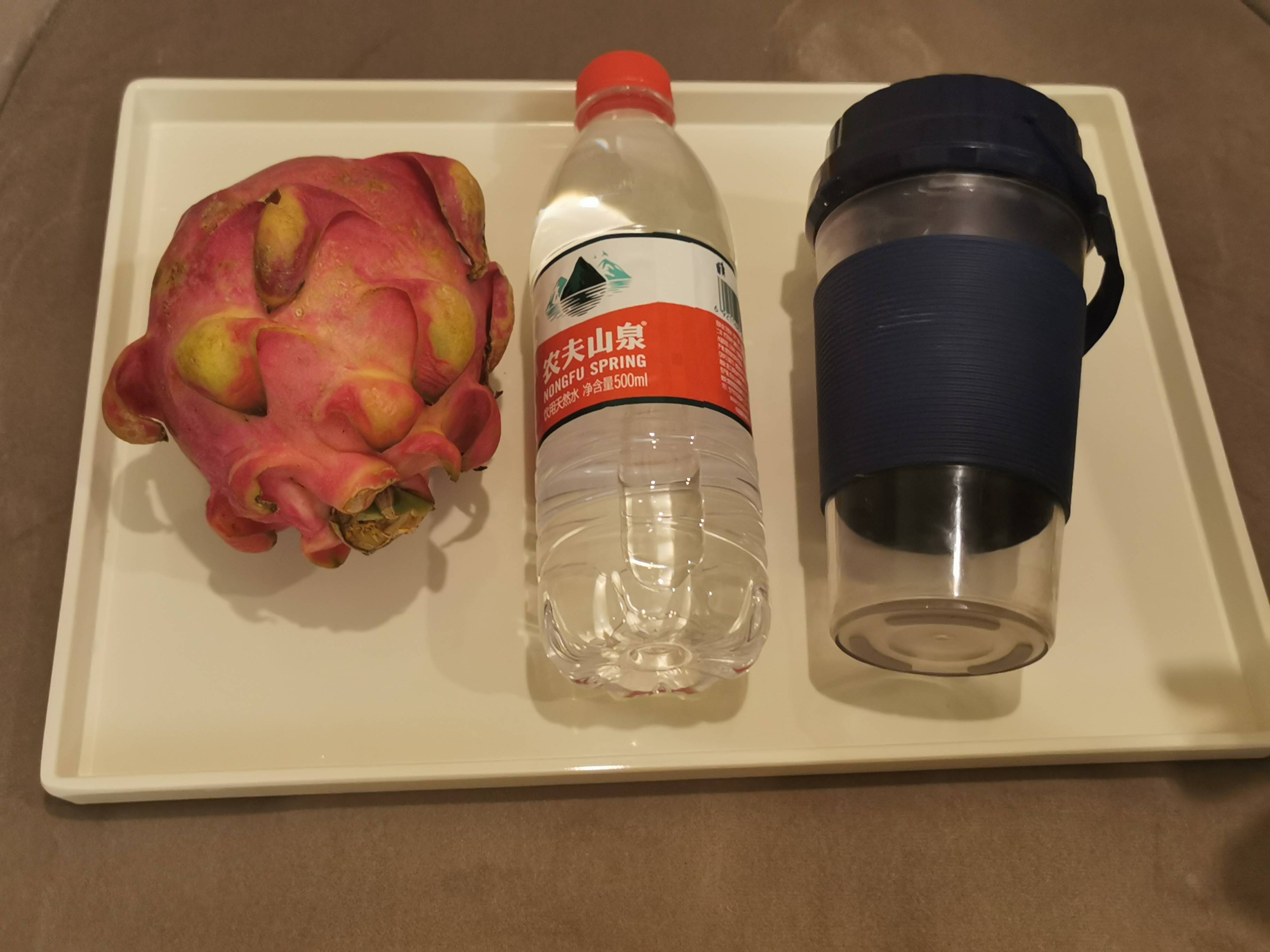 火龙果汁的做法大全