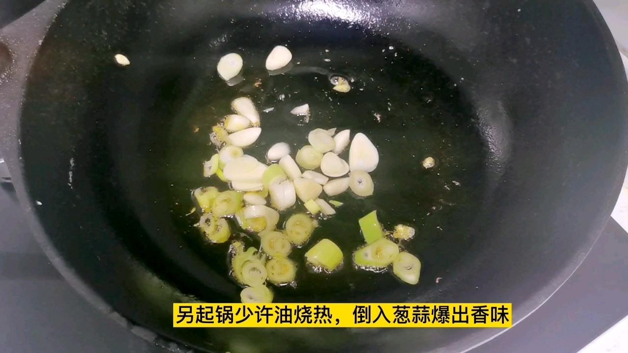 下饭神菜~西红柿炒鸡蛋,大蒜和白糖是提味的关键怎么做