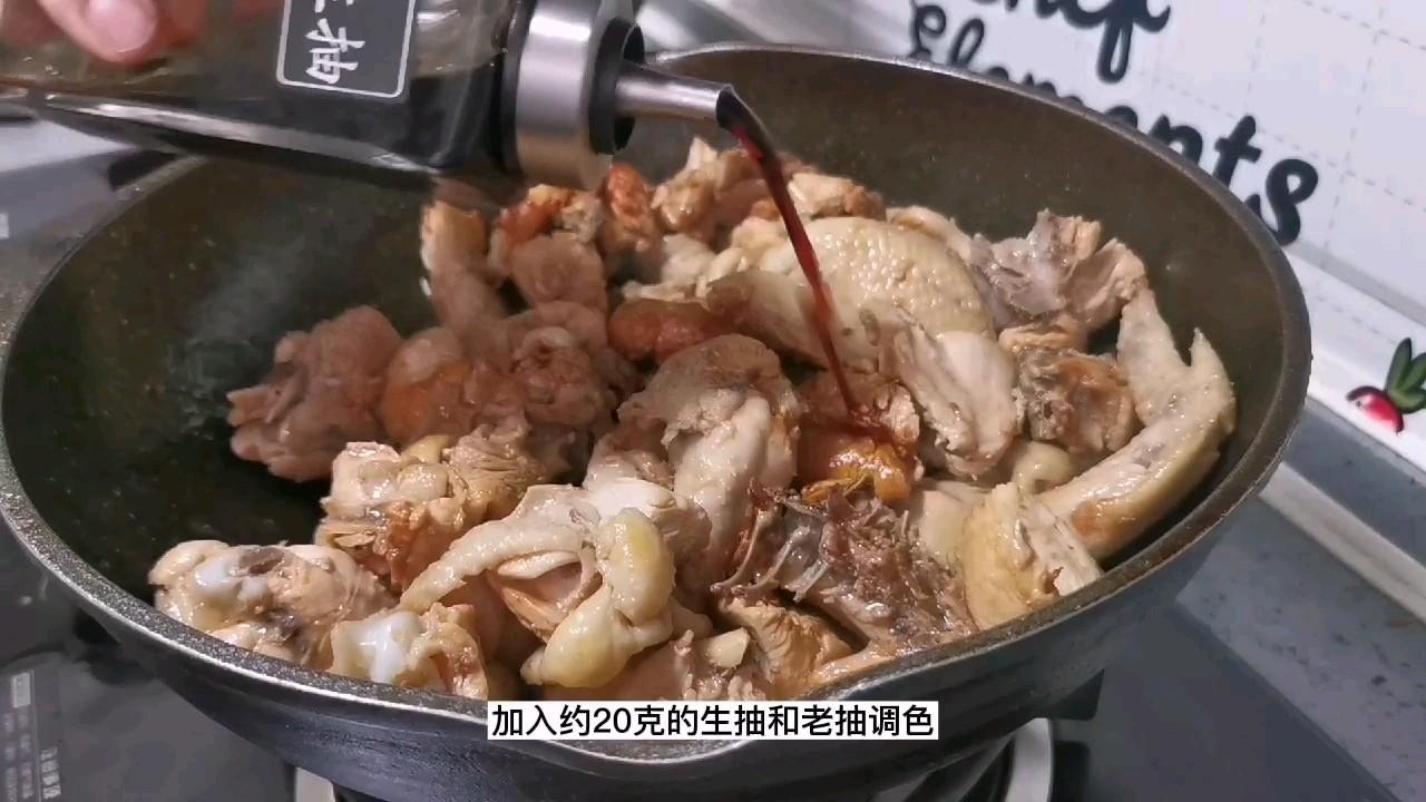 过年硬菜之一:芋头大盘鸡,保证一上桌就被抢光怎么炒