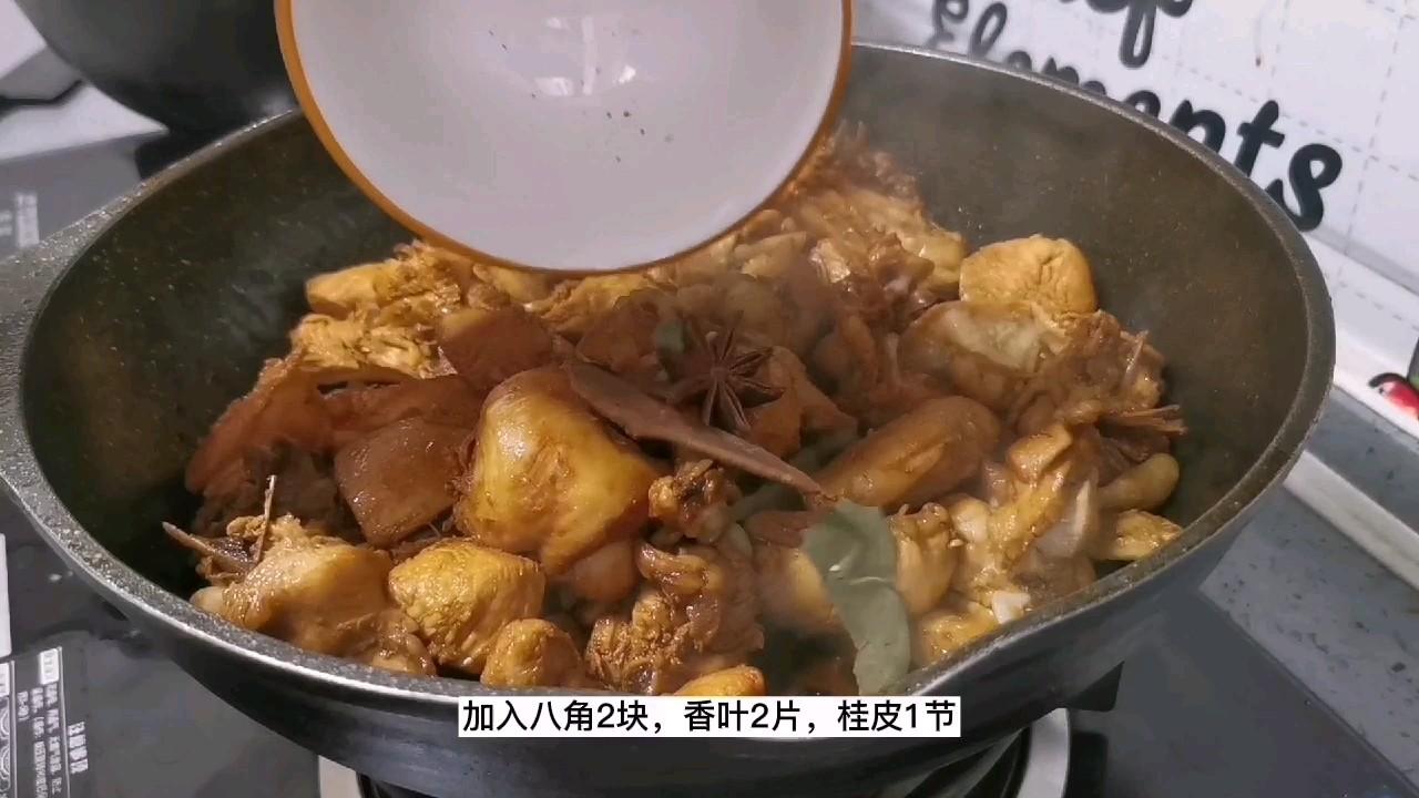 过年硬菜之一:芋头大盘鸡,保证一上桌就被抢光怎么煮