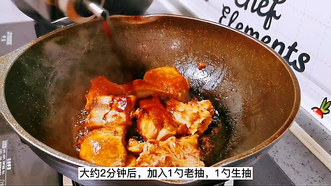 红烧土豆排骨的家常做法