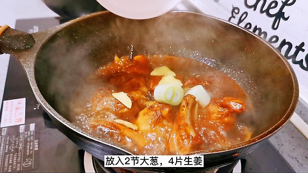 红烧土豆排骨怎么做