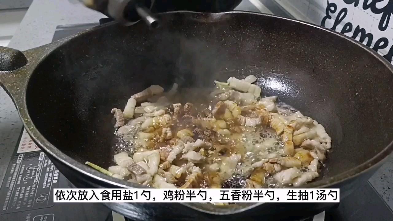 美味家常菜:木耳炒肉丝,好吃又好做怎么煮