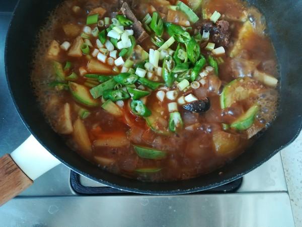牛脊骨杂蔬汤怎么炒