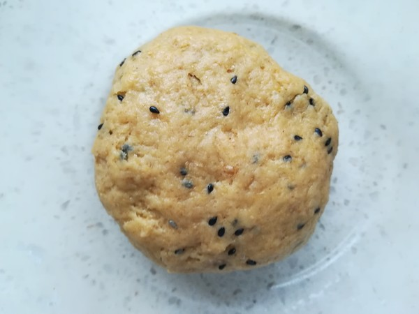 黑芝麻红薯饼干怎么做
