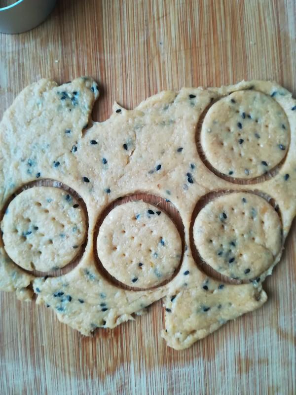 黑芝麻红薯饼干怎么煮