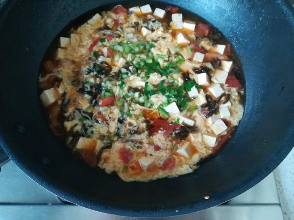 番茄紫菜豆腐汤怎么做