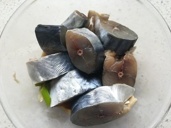 熏鲅鱼的做法大全