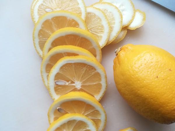 糖渍柠檬蜜桃茶的家常做法