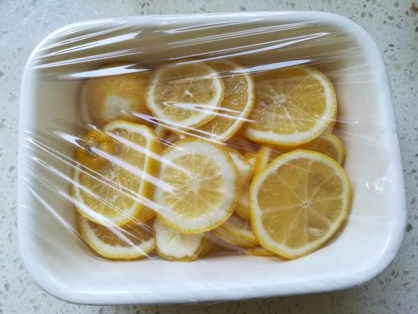 糖渍柠檬蜜桃茶怎么炒