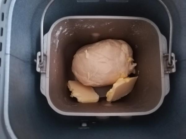 肉松面包卷的做法图解