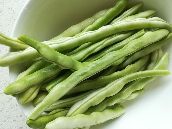 海米芸豆打卤面的做法大全