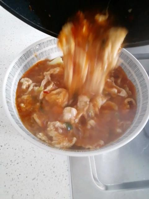 水煮肉片怎么煮