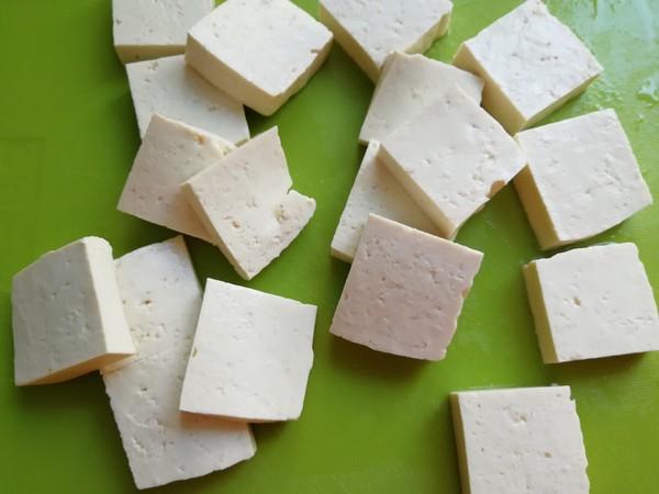 香辣煎豆腐的做法大全