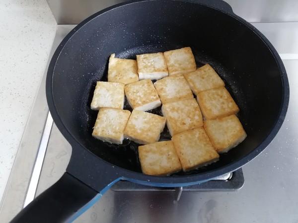 香辣煎豆腐的家常做法