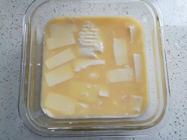 豆腐蒸蛋羹怎么吃