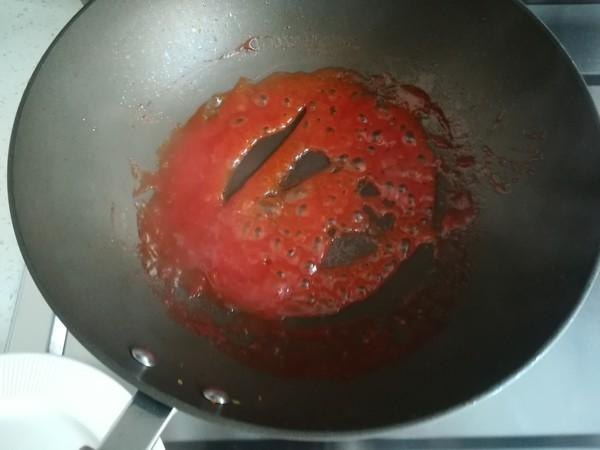 茄汁卷心菜肉卷怎样炒