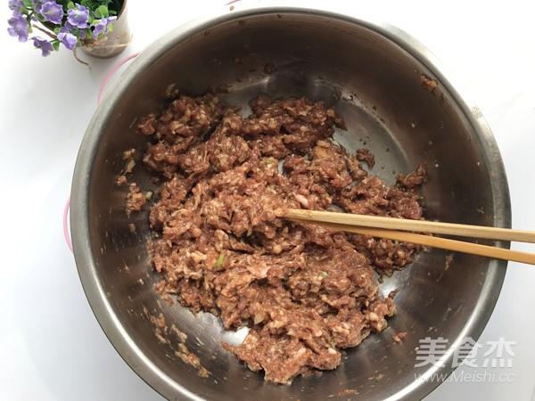 元宝猪肉蒸馄饨的家常做法