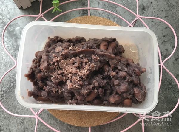 芋泥麻薯肉松便当的做法图解