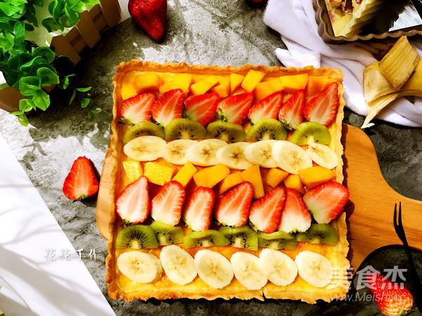 奶酪水果派怎样做