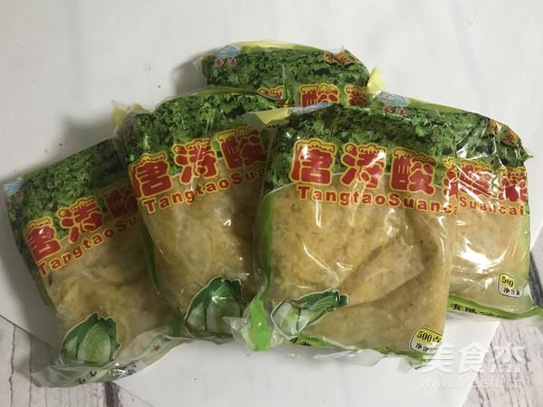 东北酸菜炖排骨的做法大全