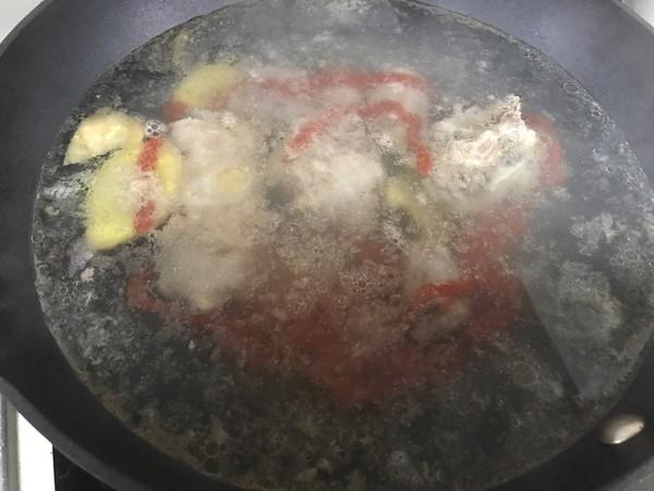 牛尾炖番茄怎么炒