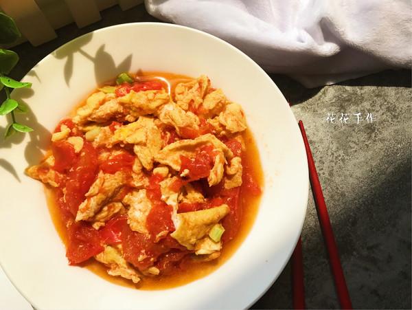 番茄炒蛋怎么煮