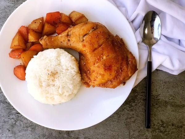 鸡腿饭怎么煮