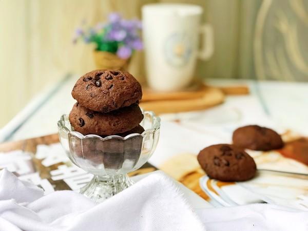 淡奶油巧克力软曲奇怎么煮