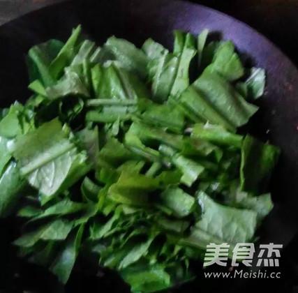 香辣芝麻油麦菜怎么炒