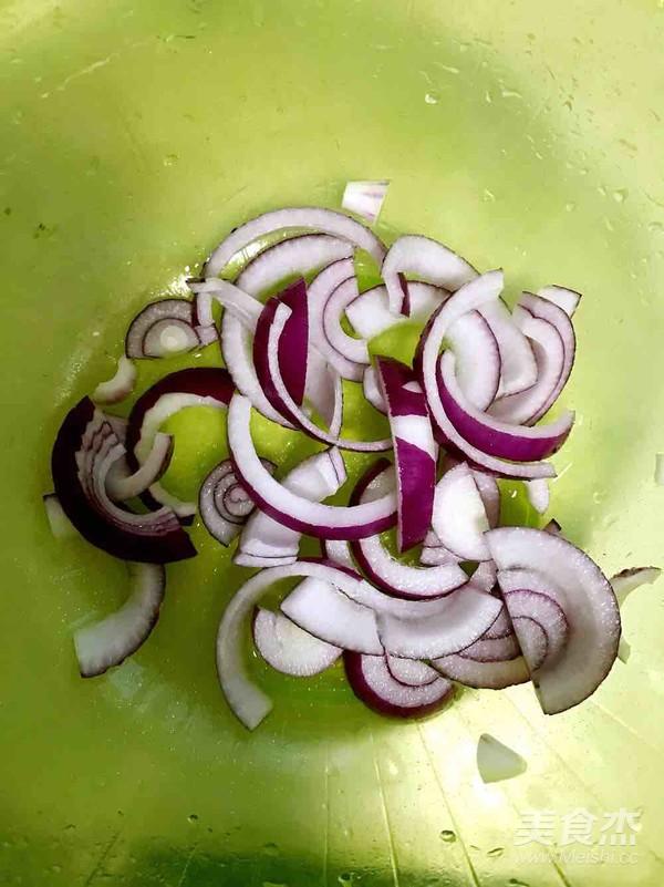黑椒汁肥牛金针菇的做法图解