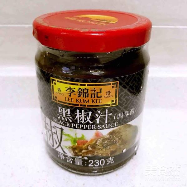 黑椒汁肥牛金针菇怎么煮