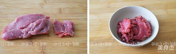 水煮牛肉的步骤