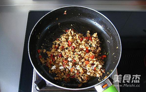 蒜蓉肉末烤茄子怎么做