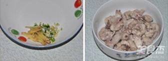 小米椒爆炒小公鸡的做法图解