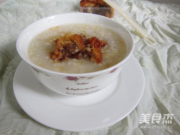 南瓜小米月饼粥怎么做